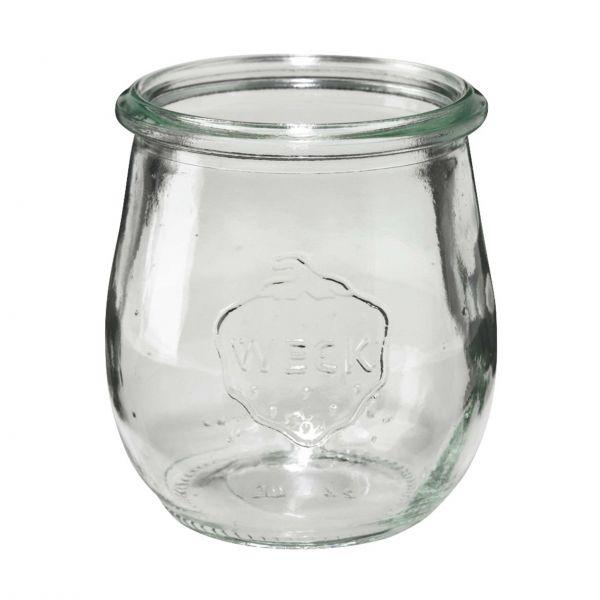 Weck glas rund