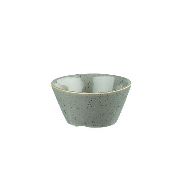 Churchill Skål Stonecast Peppercorn grey 9 cl
