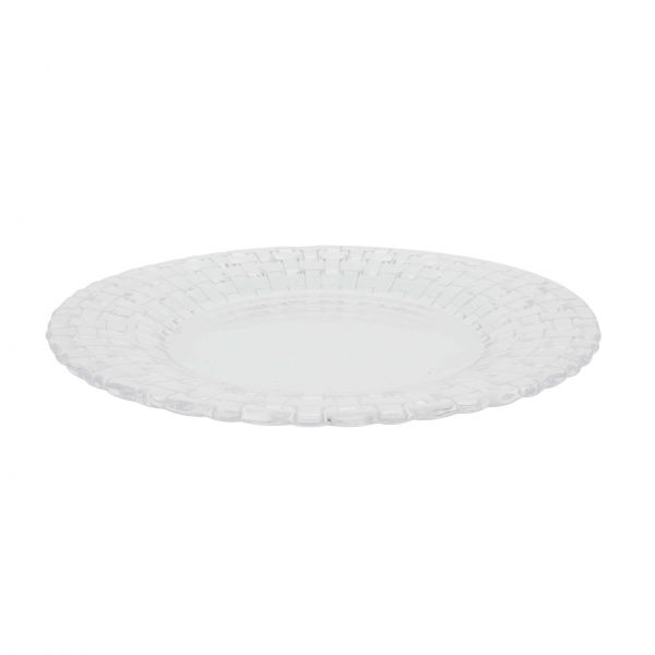 Nachtmann Glastallerken Bossa Nova Ø 23 cm