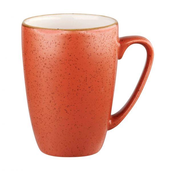 Churchill Kaffekrus Stonecast Spiced orange 34 cl