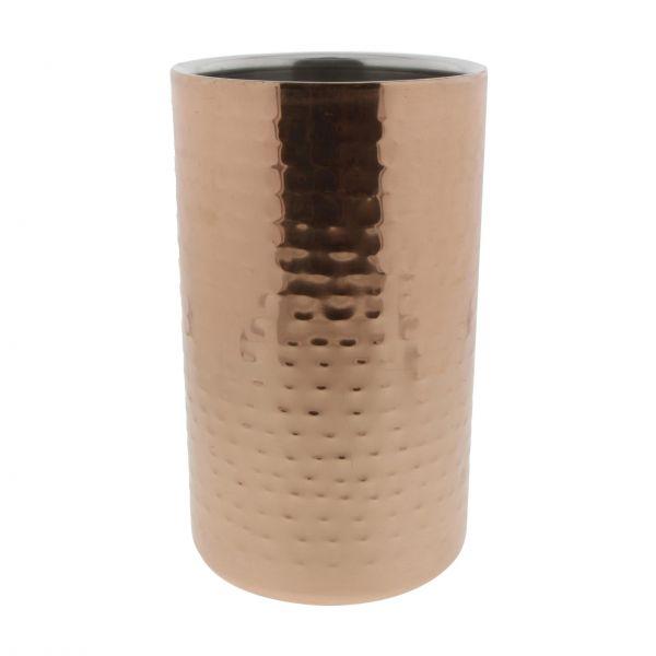 APS Flaskekøler kobber hamrede Ø 12 cm