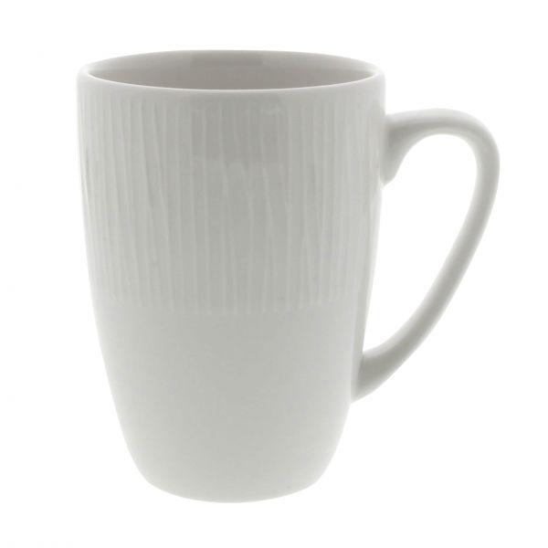Churchill Kaffekrus Bamboo hvid