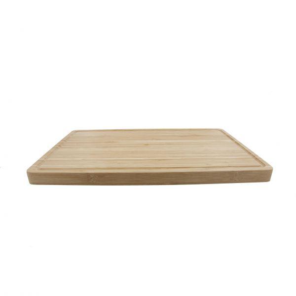Kesper Træskærebræt bambus 45 x 27 x 3 cm