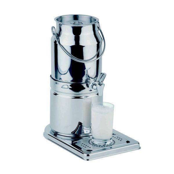 APS Mælke dispenser m. køl højglanspoleret