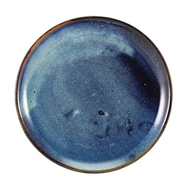 Genware Tallerken Terra Aqua Blue