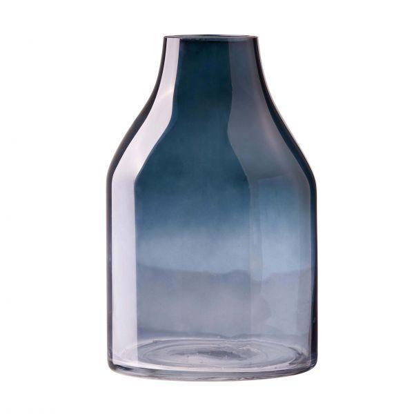 Aida Vase Clear Colors i blå